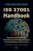 <b>Cees van der Wens</b>,ISO 27001 handbook