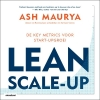 <b>Ash  Maurya</b>,Lean scale-up