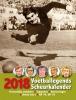 ,Voetballegends Scheurkalender  2018