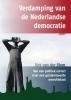 Dirk van der Blom ,Verdamping van de Nederlandse democratie