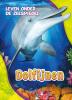 <b>Kari  Schuetz</b>,Leven onder de zeespiegel Dolfijnen