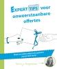 <b>Natasja  Hoogenboom</b>,Experttips boekenserie Experttips voor onweerstaanbare offertes