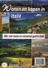 Peter  Gillissen ,Wonen en kopen in Italie