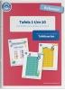 ,Rekenen Tafels 1 t/m 10 Tafelkaarten