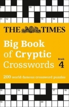 The Times Mind Games The Times Big Book of Cryptic Crosswords Book 4