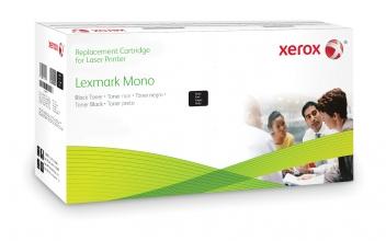 , Tonercartridge Xerox 006R03393 Lexmark 52D2H00 522H zwart