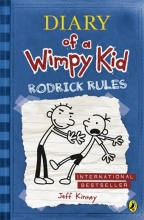 Kinney, Jeff Diary of a Wimpy Kid: Rodrick Rules
