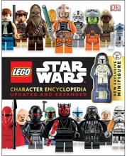 Dolan, Hannah,   Last, Shari LEGO Star Wars Character Encyclopedia