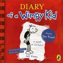 Jeff Kinney , Diary Of A Wimpy Kid (Book 1)