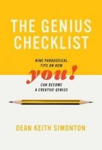 Dean Keith (Distinguished Professor Emeritus, University of California, Davis) Simonton The Genius Checklist