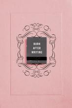 Sharon Jones, Burn After Writing (Pink)