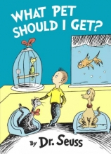 Dr Seuss What Pet Should I Get?