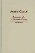 Nicole Shukin Animal Capital