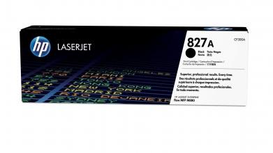, Tonercartridge HP CF300A 827A zwart