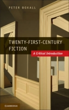 Boxall, Peter Twenty-First-Century Fiction