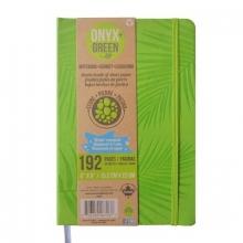 Onyx & Green Journal Green