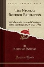 Nicolas Roerich Exhibition