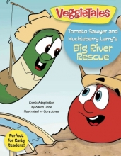 Big Idea Entertainment LLC Tomato Sawyer and Huckleberry Larry`s Big River Rescue