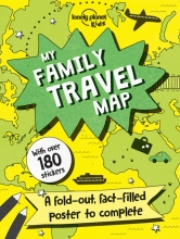 Lonely Planet Kids My Family Travel Map