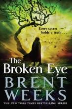 Weeks, Brent Lightbringer 3. The Broken Eye