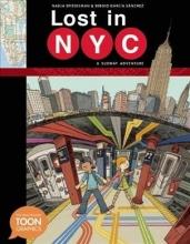 Spiegelman, Nadja,   Sánchez, Sergio García Lost in NYC