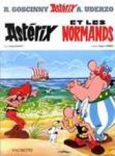 Goscinny, Rene Asterix Französische Ausgabe 09. Asterix et les Normands