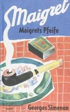 Simenon, Georges,   Ott, Karl-Heinz Maigrets Pfeife