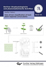 Pallarz, Steffen data driven classification of host-plant response (virus-plant)