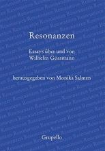 Gössmann, Wilhelm Resonanzen