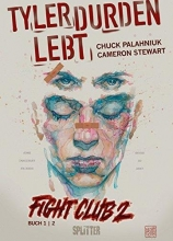 Palahniuk, Chuck Fight Club 02 Tyler Durden lebt