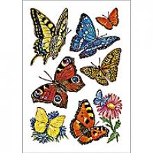 , Etiket Herma vlinders
