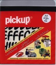 12200025 zw , Pickup vivace a-z 25 mm zwart
