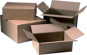, Verzenddoos CleverPack bulk 305x220x150mm bruin 20stuks