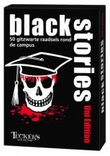 , Black stories  uni edition de campus