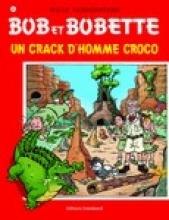 Willy  Vandersteen Bob et Bobette Un crack d`homme croco 295