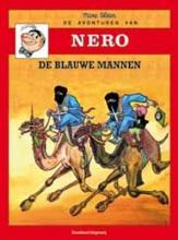 Marc  Sleen De avonturen van Nero De Blauwe mannen