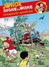 Willy  Vandersteen Junior Suske en Wiske Ontspoorde sprookjes 09