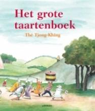 Thé Tjong Khing Het grote taartenboek