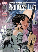 Mark  Waid Star Wars Princess Leia 2