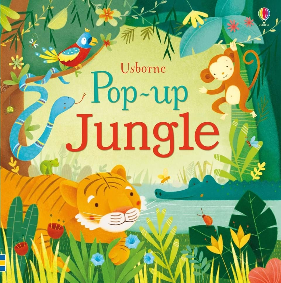 ,Pop-up - Jungle