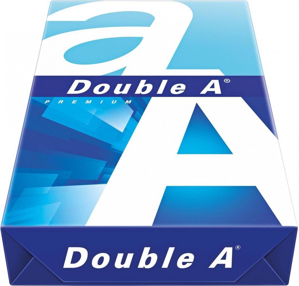 ,Kopieerpapier Double A Premium A3 80gr wit 500vel
