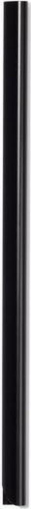,Klemrug Durable A4 3/4mm zwart