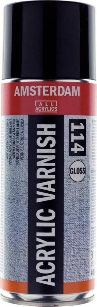 ,Talens amsterdam acrylvernis glanzend spuitbus 400 ml 114 ml