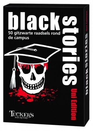 ,Black stories  uni edition de campus