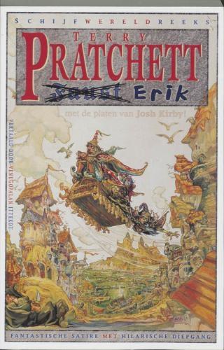 Terry Pratchett,Faust Erik