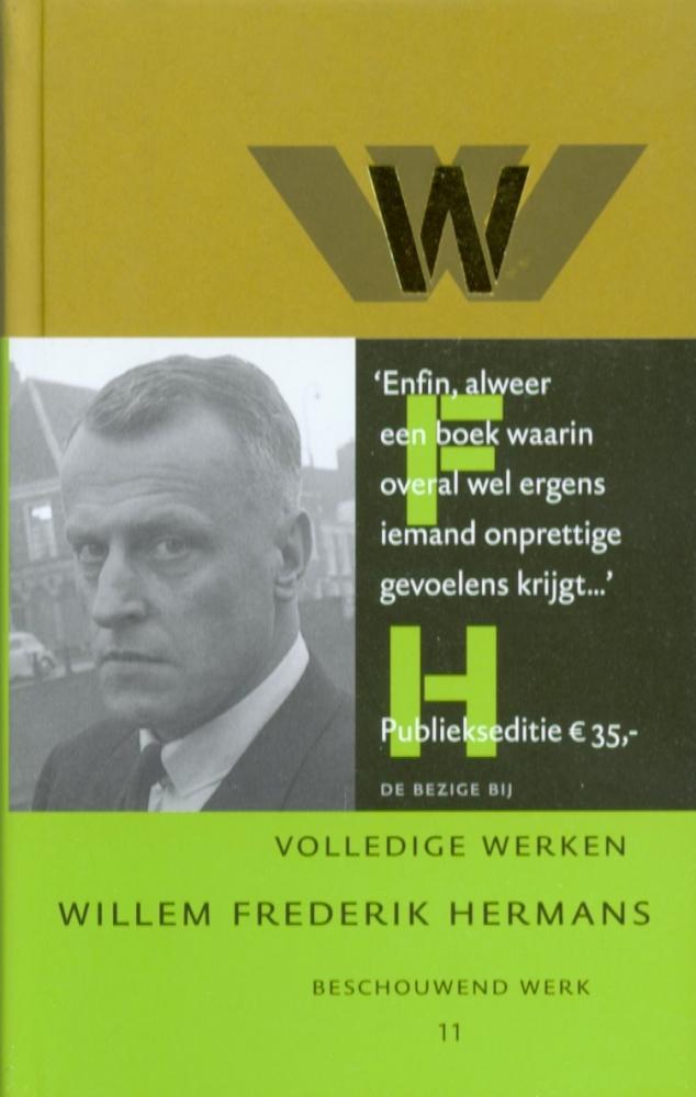 Willem Frederik Hermans,Volledige werken 11