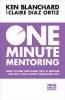 <b>Ken Blanchard</b>,One Minute Mentoring