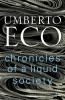 Eco Umberto, Chronicles of a Liquid Society