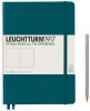 ,<b>Leuchtturm notitieboek composition softcover 178x254 mm pacific blanco</b>