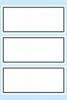 , Etiket Herma 5711 36x80mm schrift grijs kader 18stuks